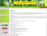 Informační web - Borelioza.cz