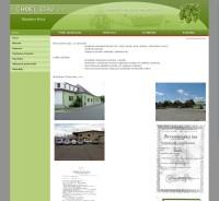 Firemní web prezentace - Chmelstav s.r.o.