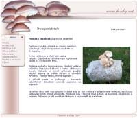 Informační web - Houby.net