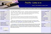 Internetová prezentace - PoLiKo s.r.o.