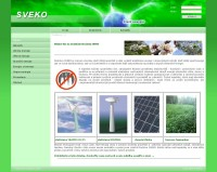 Internetová prezentace - Družstvo SVEKO